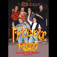 'Live At 'The Buffer'' cover